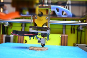 3D printing instruction offered at California community colleges