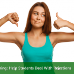 Community College Helps Students Deal With Rejection