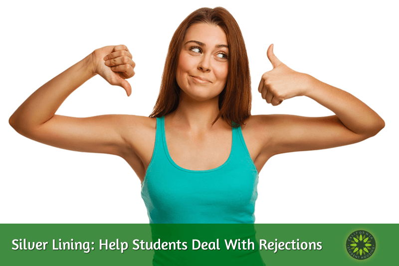 Help Students Deal With Rejection
